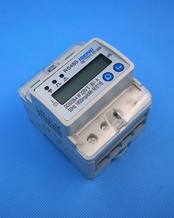 DDS238-4 W RS485 type single phase remote control watt hour meter(D1408)